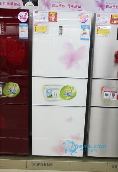 三星冰箱bcd-252mlgf热销 宽带变温技术