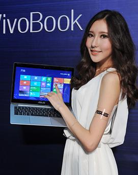 5299元热销 ASUS VivoBook S400CA触屏高续航