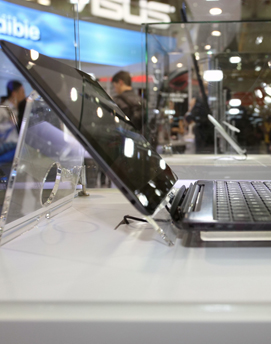 Computex 2013 华硕New ASUS Transformer Pad Infinity震撼视听