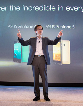 2014 CES 华硕发布多款变形科技产品打造数字新生活